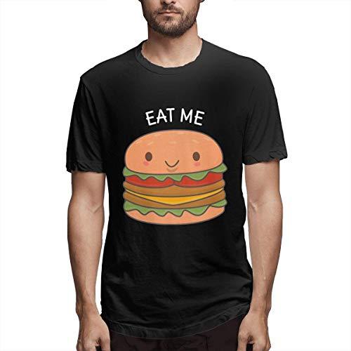 Kingloo Camiseta Divertida de Manga Corta Men