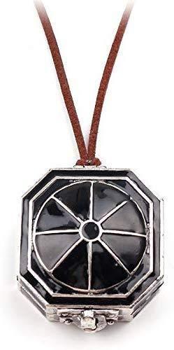 N/A Fluch der Karibik Herren Halskette Kompass Halskette Tote Männer für Familie, Freunde, Kinder