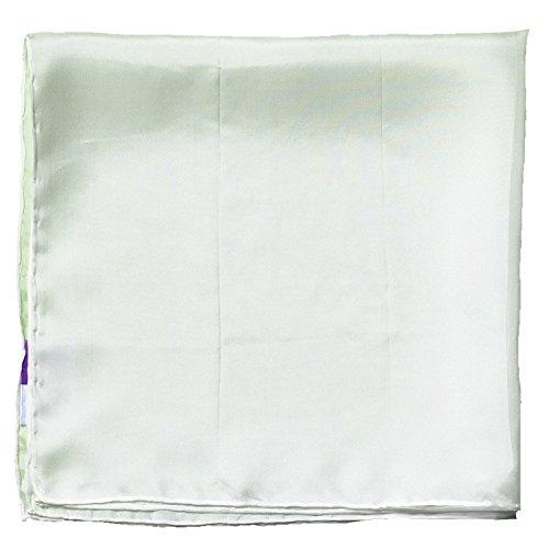 PINTURA DE SEDA - 90 x 90 cm Ponge{06} paño de seda blanca natural para decorar Seidenmalfarben con
