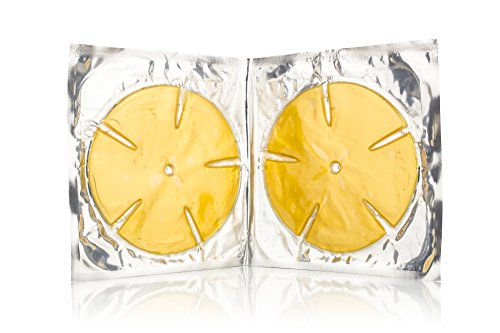 24K Gold Collagen Breast Mask 1 pair