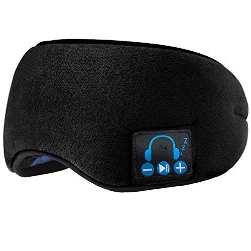 Sleep Headphones Bluetooth Eye Mask, Wireless Bluetooth 5.0 Headphones...
