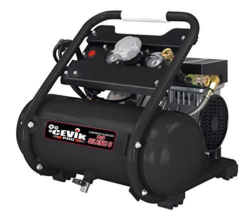 Cevik 1 compressor, stil, 6 l, 1 pk