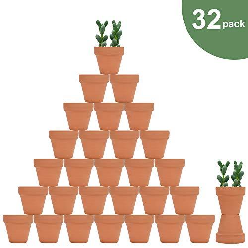 """32pcs - 2"""" Terracotta Pots"""