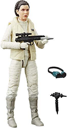 Star Wars 40th Anniversary - Action Figuren 15cm - The Empire Strikes Back - Princess Leia Organa (Hoth) - Neu