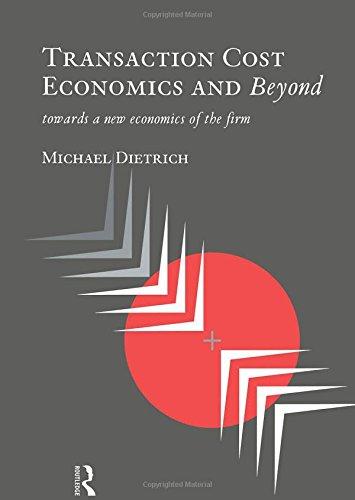 Transaction Cost Economics & CL