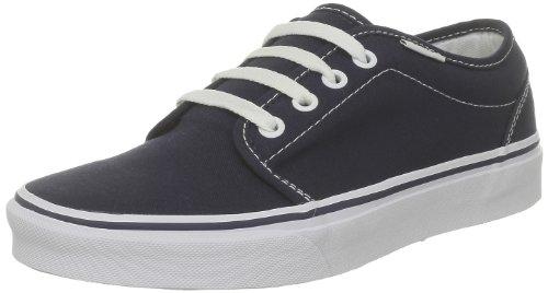 Vans U 106 VULCANIZED NAVY, Unisex-Erwachsene Sneakers, Blau (Navy NVY), 35 EU (3 UK) (4 US)
