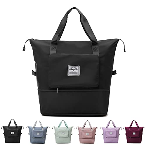 Large Capacity Folding Travel Bag, …