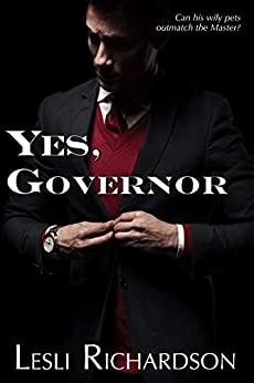 Yes, Governor: A Governor Trilogy Novella (English Edition) van [Lesli Richardson]