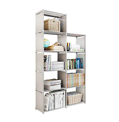 GAIATOP 3 Tier Rolling Storage Cart, Rolling Cart Bathroom Organizers Slide Out Storage Shelves Mobile Shelving Unit Organizer Rolling Organizer Cart for Kitchen Laundry Bedroom Office Narrow Place