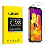 (3 Pack) Compatible for Ulefone Armor 9 /Armor 9E Screen Protector, Tempered Glass Film 9H Hardness HD,2.5D Film Easy install,Anti-Scratch,Bubble Free,Tempered Glass Screen Protector for Ulefone Armor 9 /Armor 9E