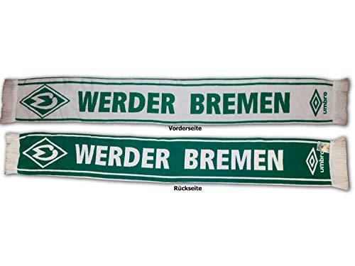 UMBRO SV Werder Bremen United sjaal groen/wit, OS