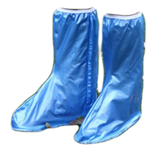 SaySure - Shoe Cover Outdoor Rain Motorcycle(Asian Size) (SIZE : L)
