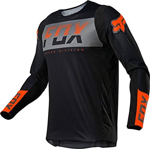 Fox 360 Afterburn Jersey Black