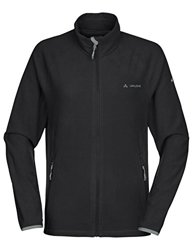 VAUDE Damen Jacke Smaland Jacket, black uni, 42, 050310510420