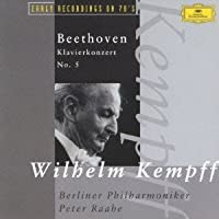 Beethoven: Piano Concerto No 5 by Beethoven