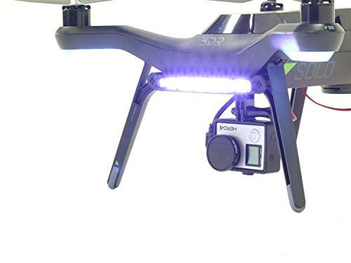 PolarPro Lampe LED pour 3DR Solo Drone