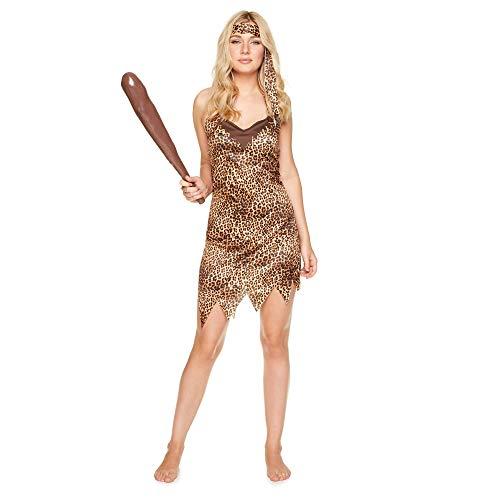 Karnival Kostuums 81349 Cavewoman Kostuum