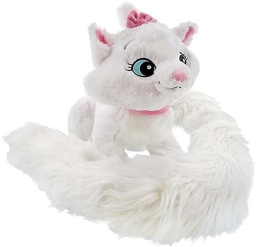 Disney Authentic Long Tail - Aristocats Marie Plüsch-Weißhe Puppe Spielzeug - Boa Schal
