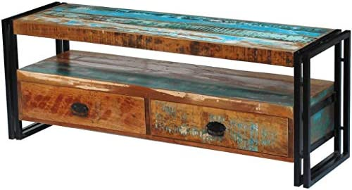 Top 10 Best reclaimed wood tv stand Reviews