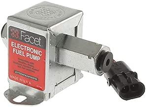 Facet 40252, Facet Cube 12v Fuel Pump, 1/8 NPT, 1-1.5 psi