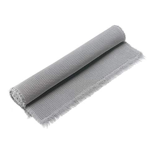 Vivaraise - Tapis de Bain Elly – Tissu éponge 100% Coton, Doux et Absorbant – Finition à Franges
