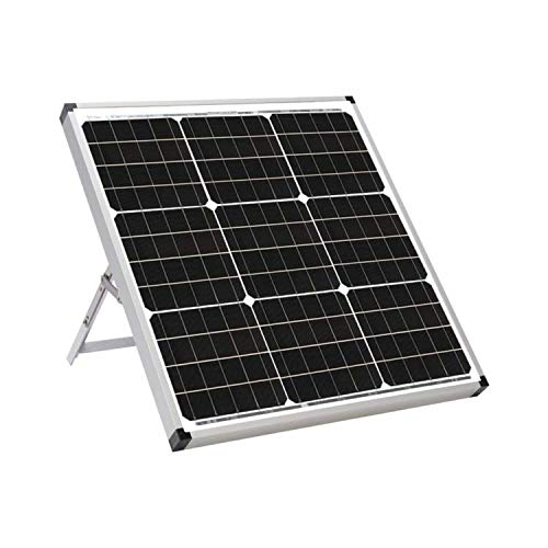 Zamp solar Legacy Series 45-Watt Portable Solar Panel Kit with Integrated Charge...