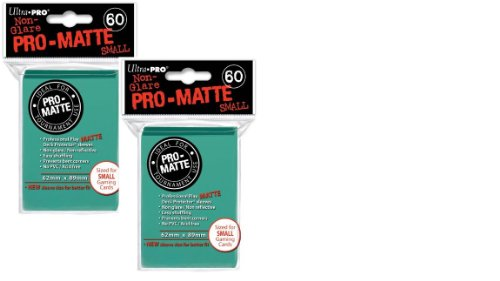 Ultra Pro Pro-Matte Small (120Count) Aqua...