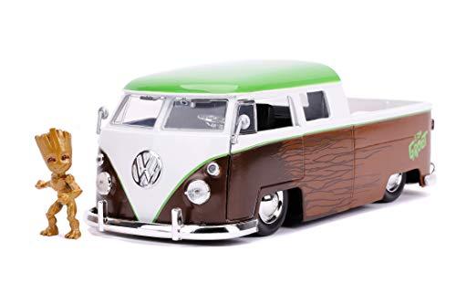 Jada 253225013 Marvel Groot VW Micro Truck 1:24