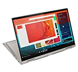 2020 Lenovo Yoga C740 2-in-1 14' FHD Touchscreen Laptop Computer, 10th Gen Intel Quad-Core i5-10210U up to 4.2GHz (Beats i7-7500U), 8GB DDR4 RAM, 256GB PCIe SSD, Mica, Windows 10, BROAGE Mouse Pad