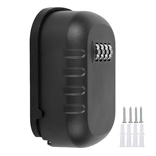 ecurity Password Organizer Password Key Case, Fiable aleación de aluminio Shell Safe Key Holder, Sitios de construcción más seguros Hogares Lugares para tarjetas de identificación de llaves