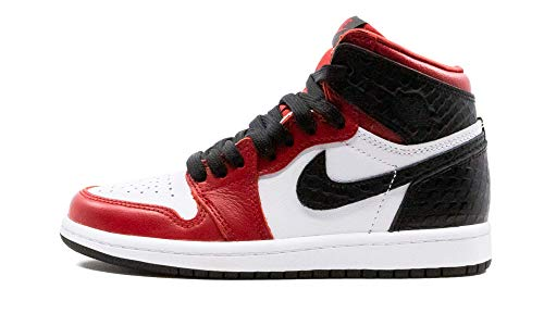 Jordan Air 1 High Retro Ps Satin Snake Youth Cu0449 601 - Gr., (mehrfarbig), 34 EU