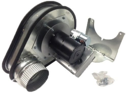 """Tjernlund DBF2 Dryer Duct Booster Fan, No Clogs, 4""""Duct"""