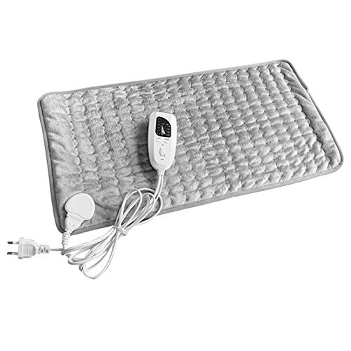 KILLM Warm-up Blanket Physiotherapy Heating Pad Electric Heating Pad Back Therapy Pad Small Electric Blanket 60x30cm 110/220v Plug,A