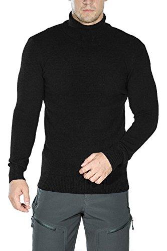 Polo Ralph Lauren Men 3 Button Mock Neck Sweater