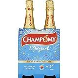 Champomy Champomy l original bouteille 2x75cl 2017-2018 - Les 2 bouteilles de 75cl