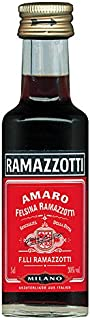 100 Fläschen a 0,03L Amaro Ramazzotti 30% Vol Kräuterlikör