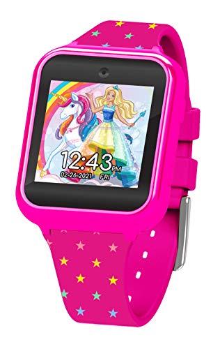 Barbie Interaktive Smartwatch mit Touchscreen BDT4069AZ
