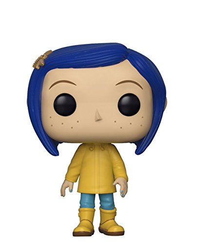 Funko 32813 POP Vinyl: Coraline: Coraline in Raincoat w/Chase