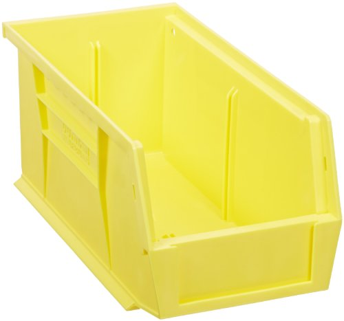 Durham PB30230-21 Copolymer Plastic Hook On Bin, 6' Width x 5' Height x 11' Depth Sold in packs of 12