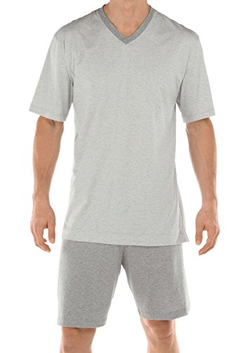 Calida Port Louis Kurz-Pyjama Herren