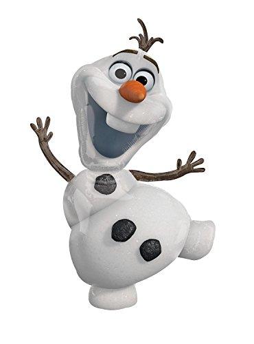 Frozen Fiesta Cumpleaños Globos Olaf, 58 x 104 cm (Anagram 2831601)