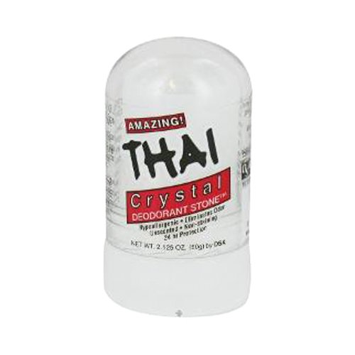Deodorant Stones Thai Crystal Mini Stick Deodorant 2 oz stick