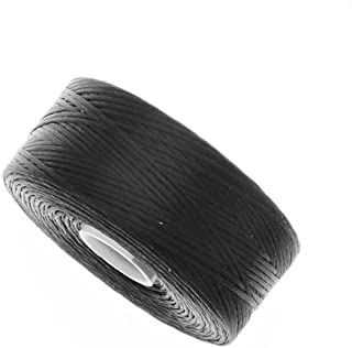 S-Lon Super-Lon Thread - Size AA - Black (1 Bobbin)