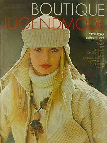 Pramo Sonderheft Boutique Jugendmode 1977