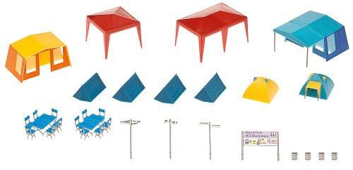 FALLER 130504 - Camping-Zelte-Set