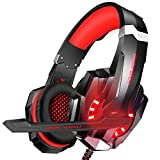 BlueFire Stereo Gaming Headset for PS4, PC, Xbox One Controller, Noise...