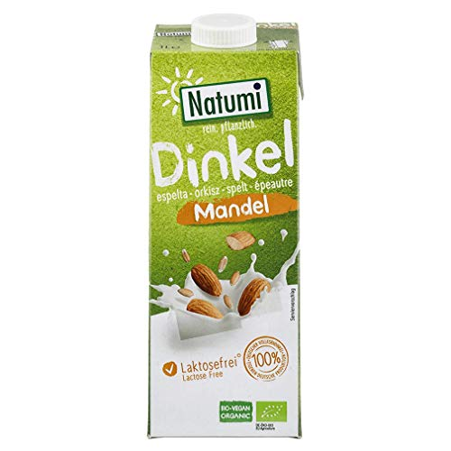 Natumi Dinkel Mandel Drink - Bio - 1L - 12er Pack