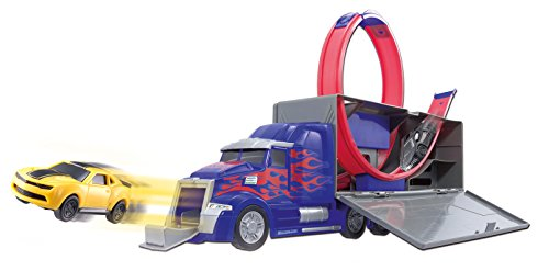 Gamme Piste - 30623 - Modèle Simple - Optimus Prime Challenge - Transformers