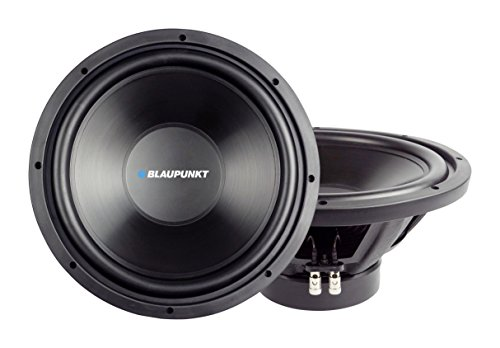 Blaupunkt 12' Single Voice Coil Subwoofer with 800W Power (GBW120)