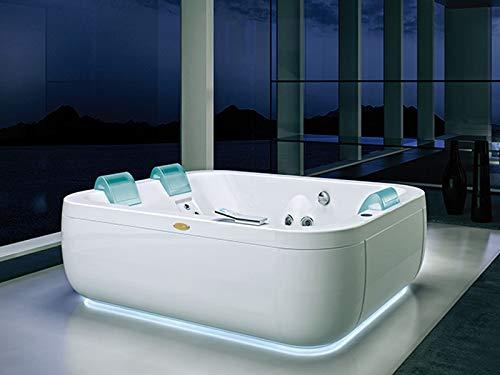 Jacuzzi Aquasoul Extra bañera de hidromasaje freestanding AQU70010748